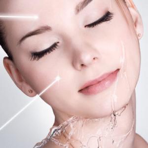 علامات الإصابة بعد إزالة الوشم بالليزر